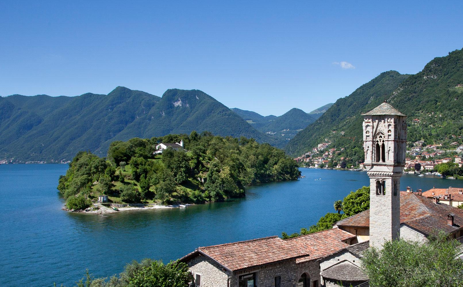 Isola Comacina, Como