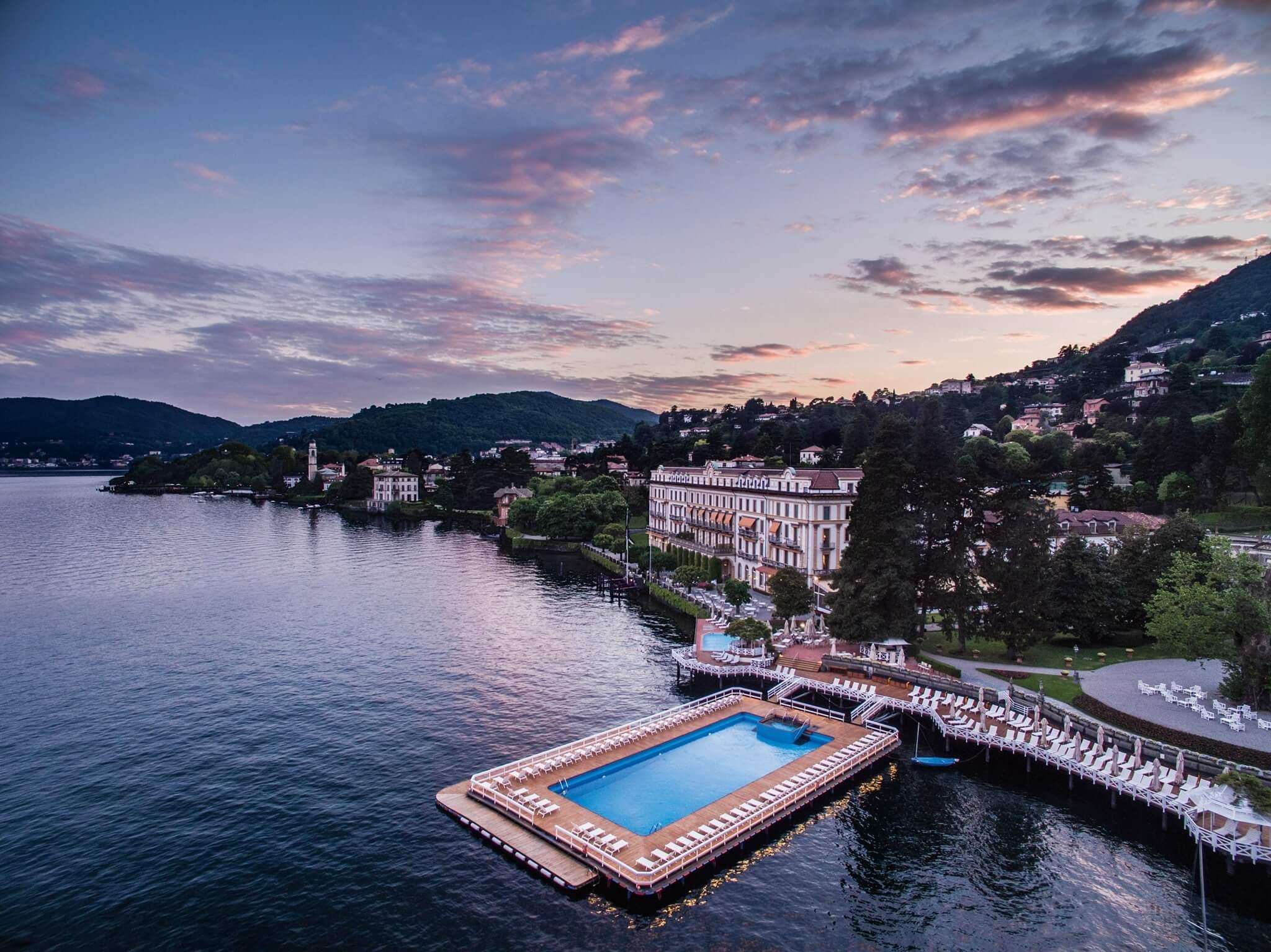 Villa d'Este, Lake Como, Italy