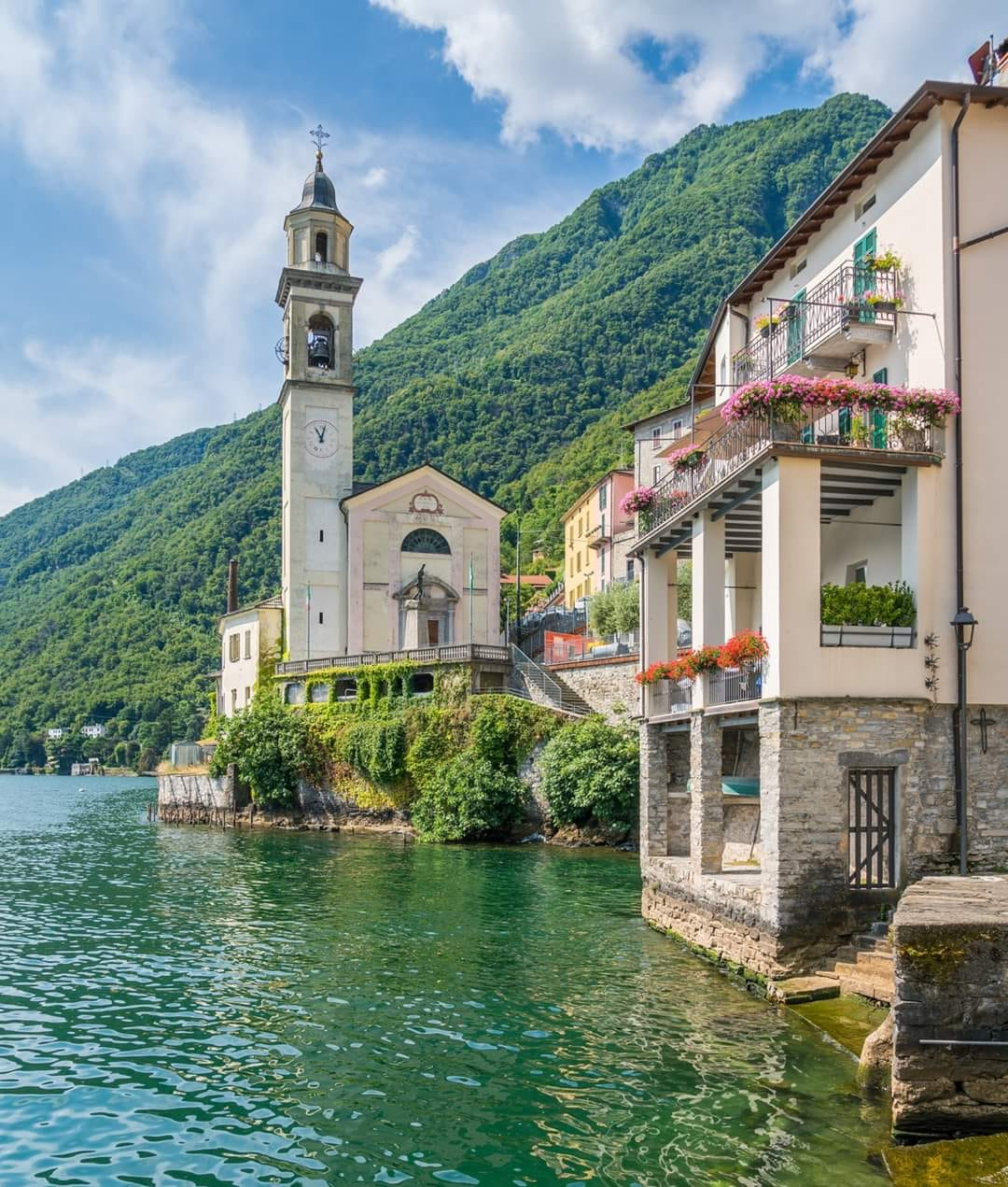 Brienno , Lake Como