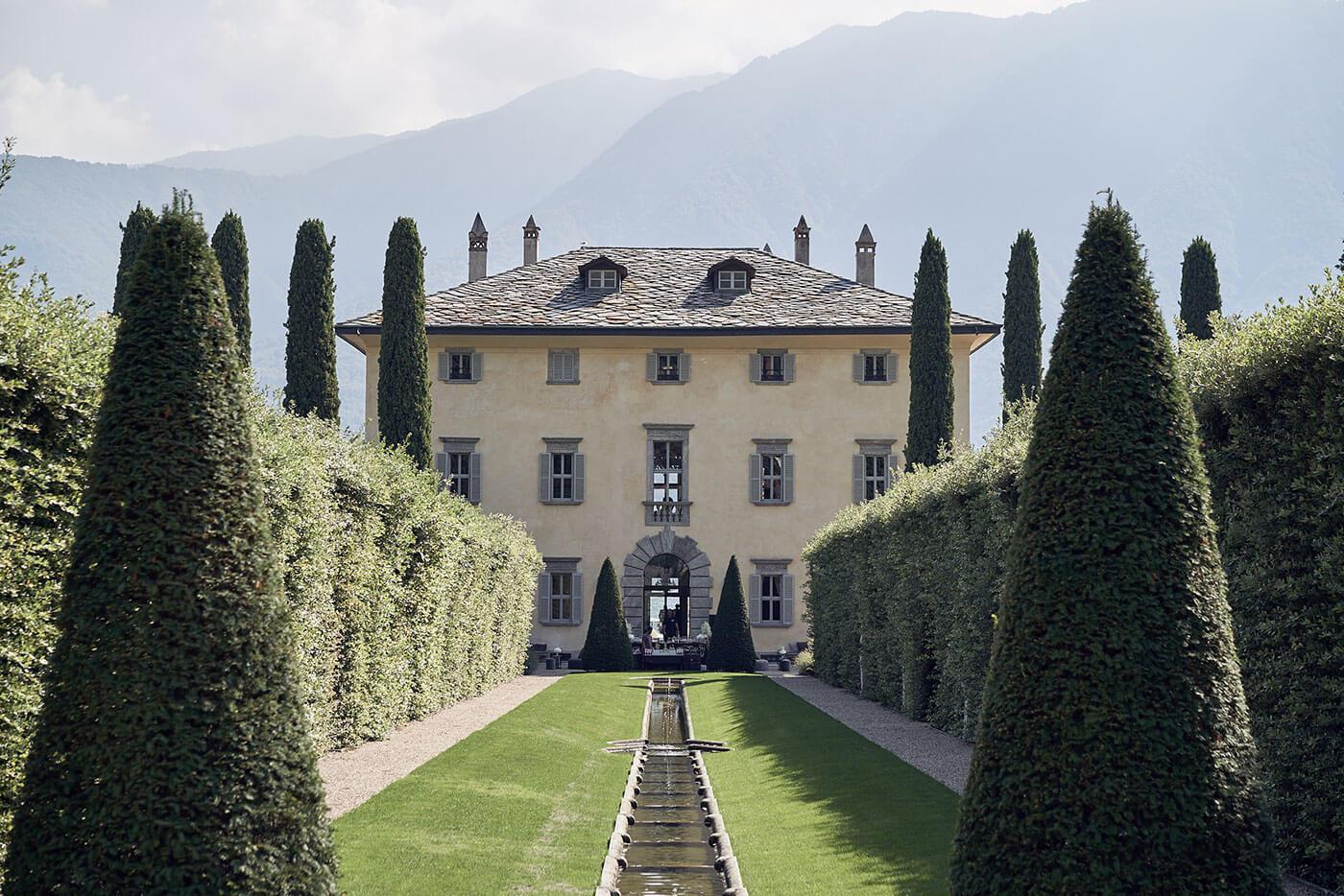 Villa Balbiano Como